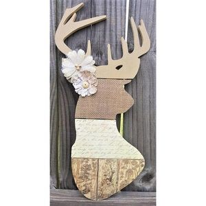 Deer 🦌 Head Wall Hanger
